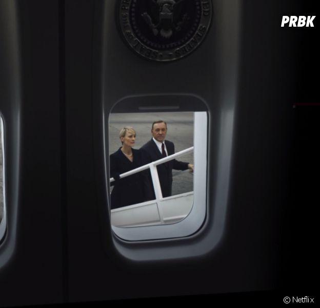 House of Cards saison 3 : Netflix dévoile un premier teaser