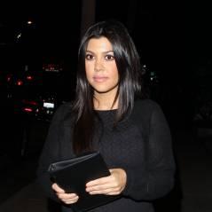 Kourtney Kardashian nue et enceinte pour un shooting : plus forte que Kim Kardashian ?