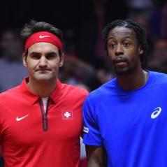 Gaël Monfils : le showman fait danser Roger Federer