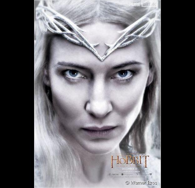 Le Hobbit - La bataille des cinq armées : Cate Blanchett parle de son rôle