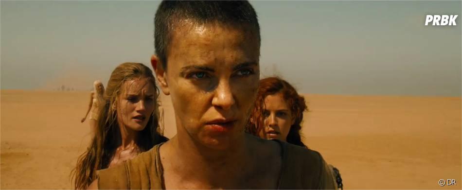 Mad Max Fury Road : Charlize Theron dans la bande-annonce