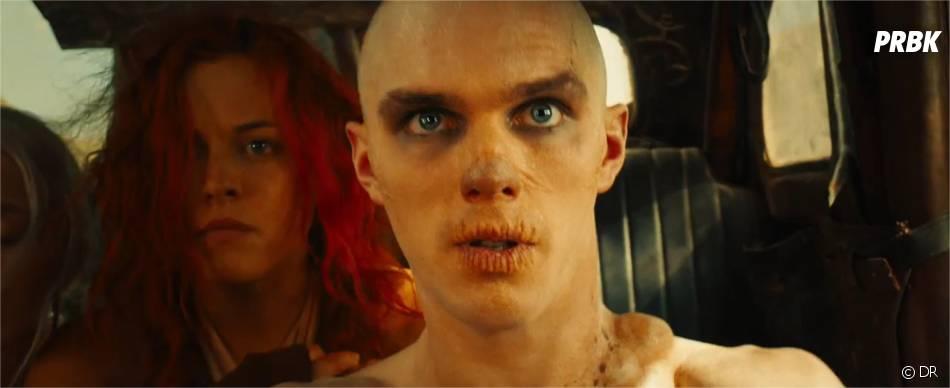 Mad Max Fury Road : Nicholas Hoult dans la bande-annonce