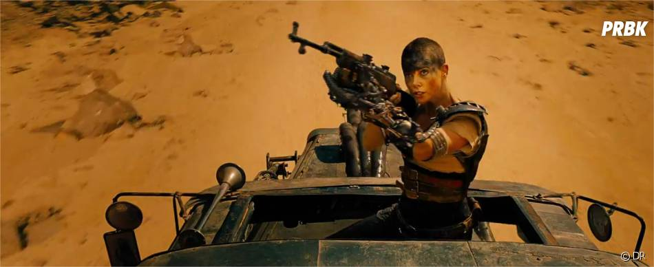 Mad Max Fury Road : Charlize Theron badass dans la bande-annonce