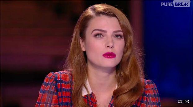"""Nouvelle Star 2015 : Elodie Frégé et sa montée """"orgasmique"""""""