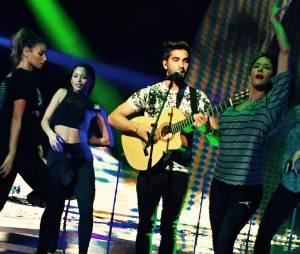 Kendji Girac grand gagnant des NRJ Music Awards 2014