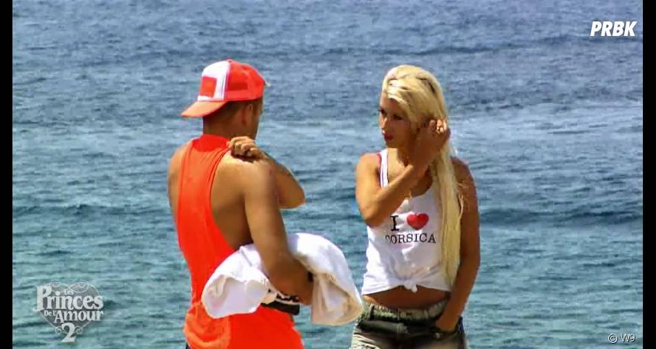 Les Princes de l'amour 2 : Noémie confirme le couple Charles/Laura