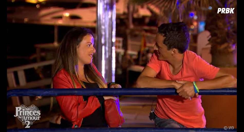 Les Princes de l'amour 2 : Laura venue pour Arthur, mais amoureuse de Charles ?