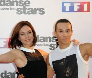 Danse avec les Stars 5 : Nathalie Péchalat et Grégoire Lyonnet en binôme avant l'abandon