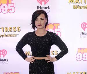 Demi Lovato en rehab en 2010
