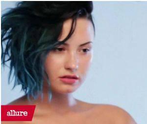 Demi Lovato : la vidéo de son shooting pour Allure