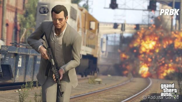 GTA 5 sort le 18 novembre sur Xbox One et PS4