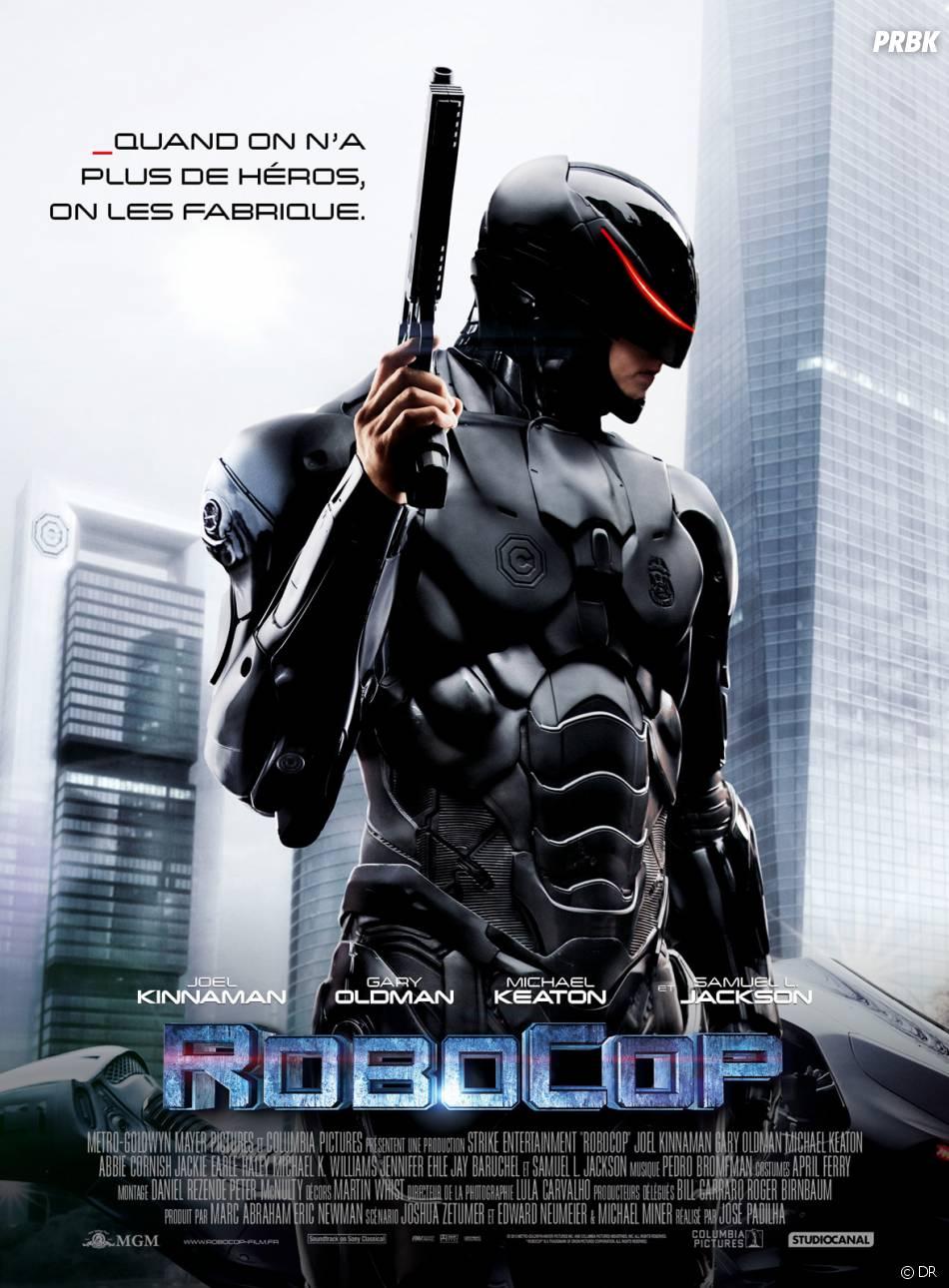 Robocop dans le top 10 des films les plus téléchargés illégalement en 2014