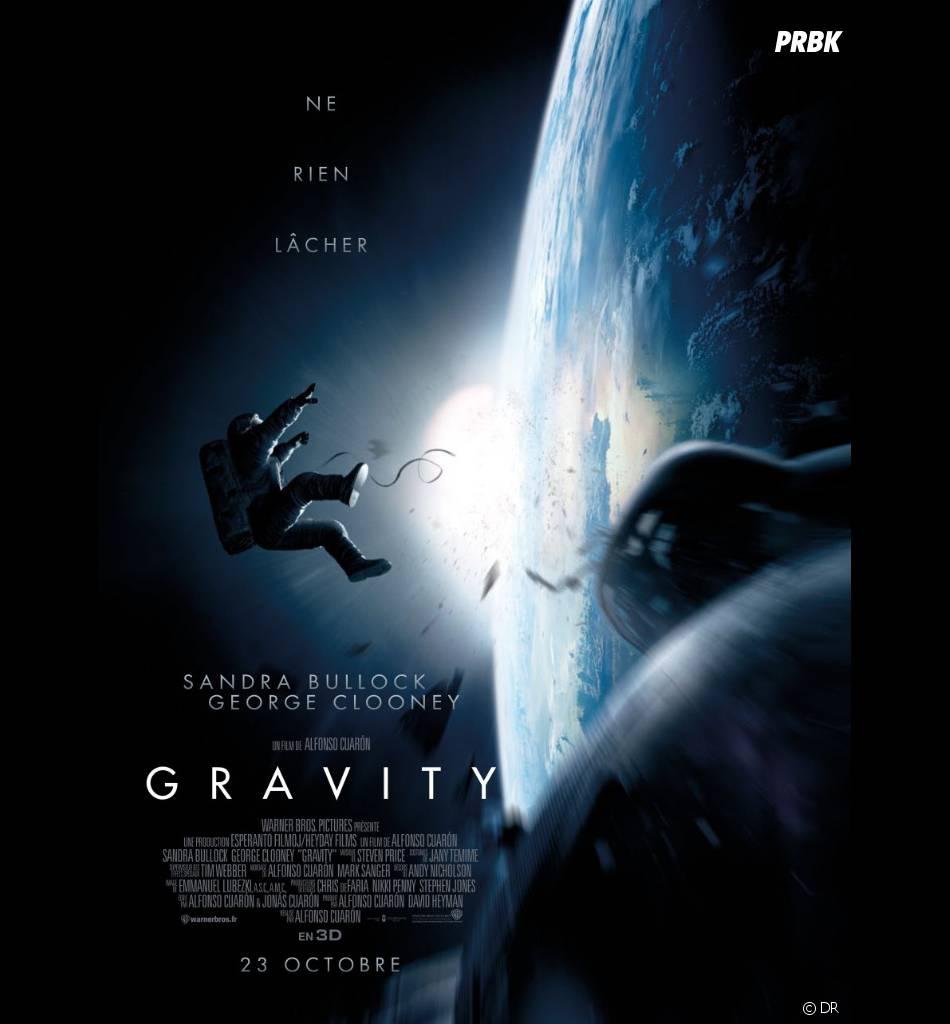 Gravity dans le top 10 des films les plus téléchargés illégalement en 2014