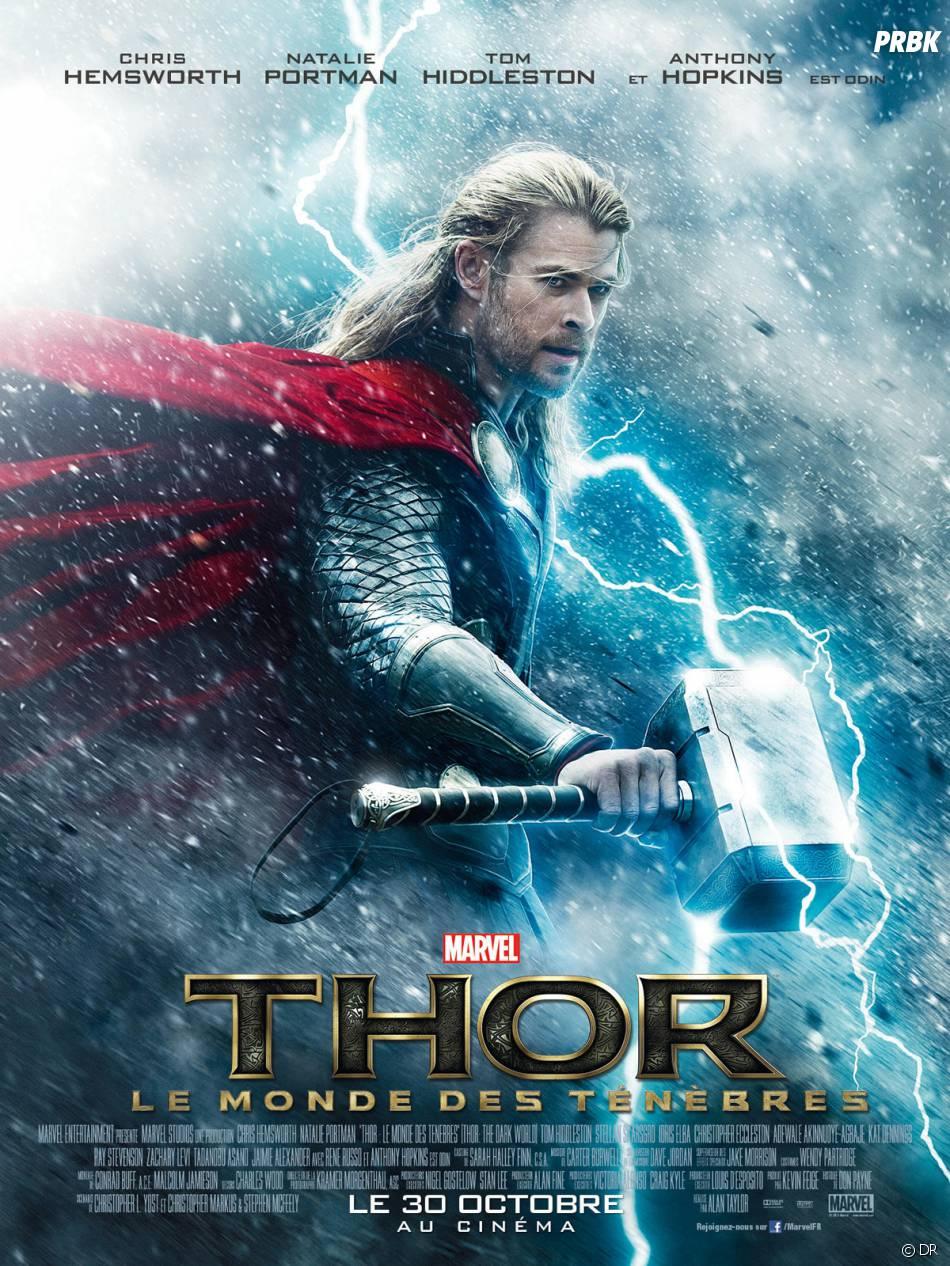 Thor : Le Monde des ténèbres dans le top 10 des films les plus téléchargés illégalement en 2014