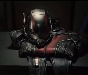Ant-Man : le costume dévoilé