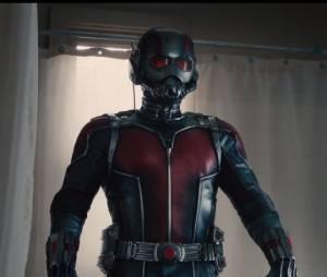 Ant-Man en images dans le trailer