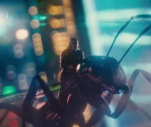 Ant-Man : première bande-annonce dévoilée par Marvel