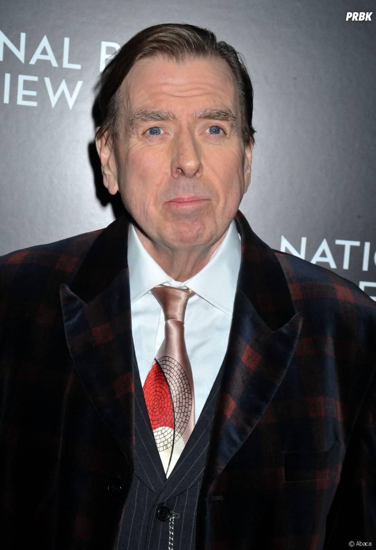 Timothy Spall métamorphosé au National Board of Review Gala, le 6 janvier 2015 à NY