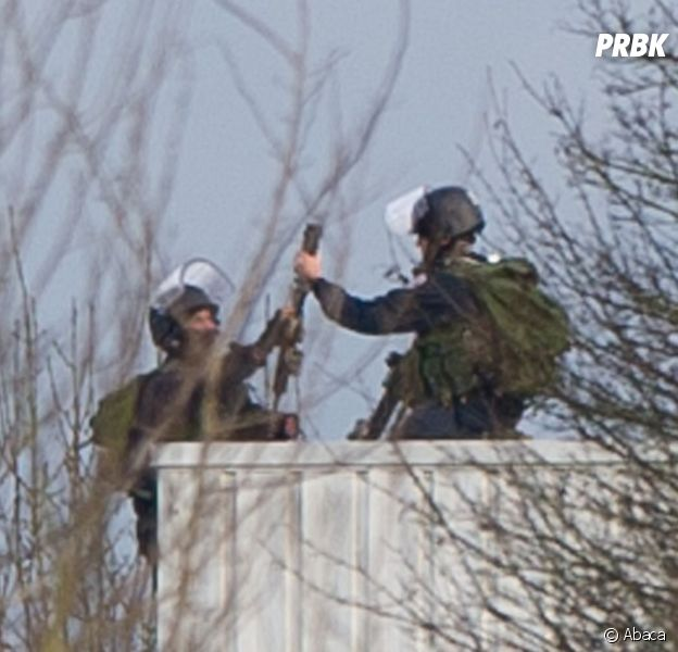 Assaut à Dammartin-en-Goele le vendredi 9 janvier 2015