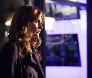 Castle saison 6 : Stana Katic (Beckett) sur une photo