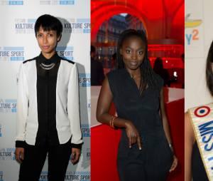 Hapsatou Sy, Sonia Rolland, Aïssa Maïga et Flora Coquerel mobilisées contre les attaques sanglantes de Boko Haram au Nigéria, au Cameroun, au Niger et au Tchad