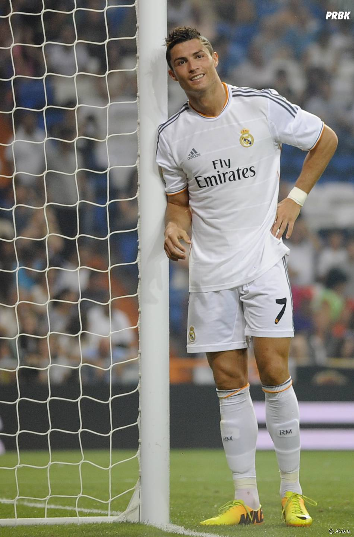 Cristiano Ronaldo célibataire après sa rupture avec Irina Shayk