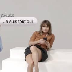 Axelle Laffont : Les SMS d'Axelle, sa shortcom délirante co-produite par Cyril Paglino