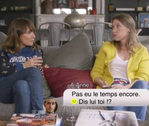 Les SMS d'Axelle : Axelle Laffont dévoile son programme court
