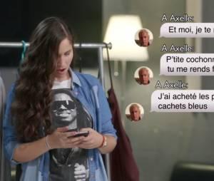 Les SMS d'Axelle : quel avenir pour la shortcom ?
