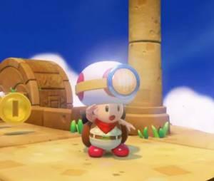 Captain Toad - Treasure Tracker : la bande-annonce
