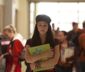 Melissa Benoist jouait le rôle de Marley dans Glee