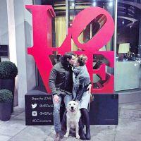 Caroline Receveur et Valentin Lucas heureux et amoureux à Londres sur Instagram