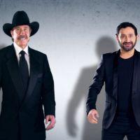 Cyril Hanouna et Chuck Norris : danse de l'épaule délirante pour la promo d'Europe 1