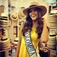 Paulina Vega Dieppa : Miss Univers en photo sur Instagram
