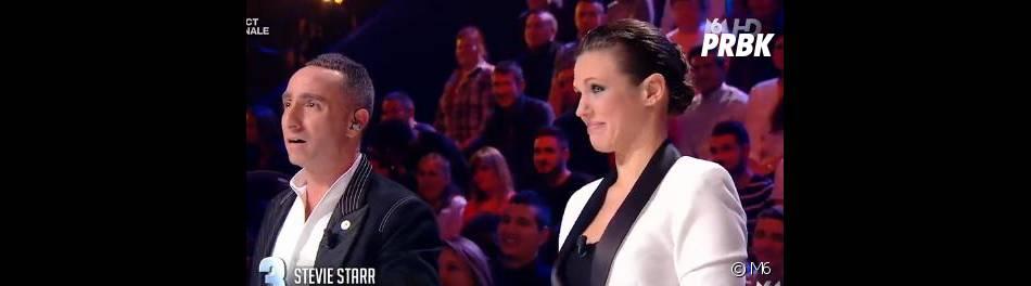 La France a un incroyable talent : Lorie impressionnée par la prestation de Stevie Starr pendant la demi-finale