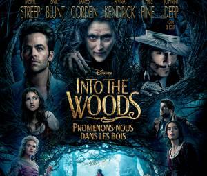 Into the Woods : bande-annonce du film en salles ce mercredi 28 janvier 2015