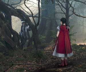 Into the Woods : Johnny Depp est le Loup face au Petit Chaperon Rouge