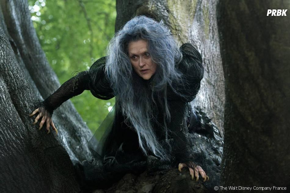 Into the Woods : Meryl Streep joue la sorcière