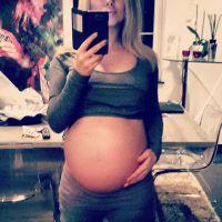 "Stéphanie Clerbois enceinte : ""Ca devient long !"""