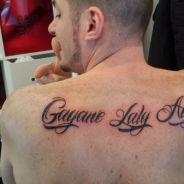 Norbert Tarayre : tatouages XL pour rendre hommage à ses filles