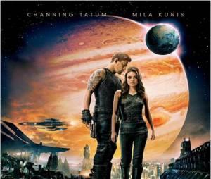 Jupiter Ascending : Mila Kunis et Channing Tatum