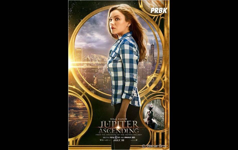 Jupiter Ascending : Mila Kunis parle du tournage éprouvant