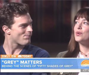 Fifty Shades of Grey : interview étrange avec Jamie Dornan et Dakota Johnson