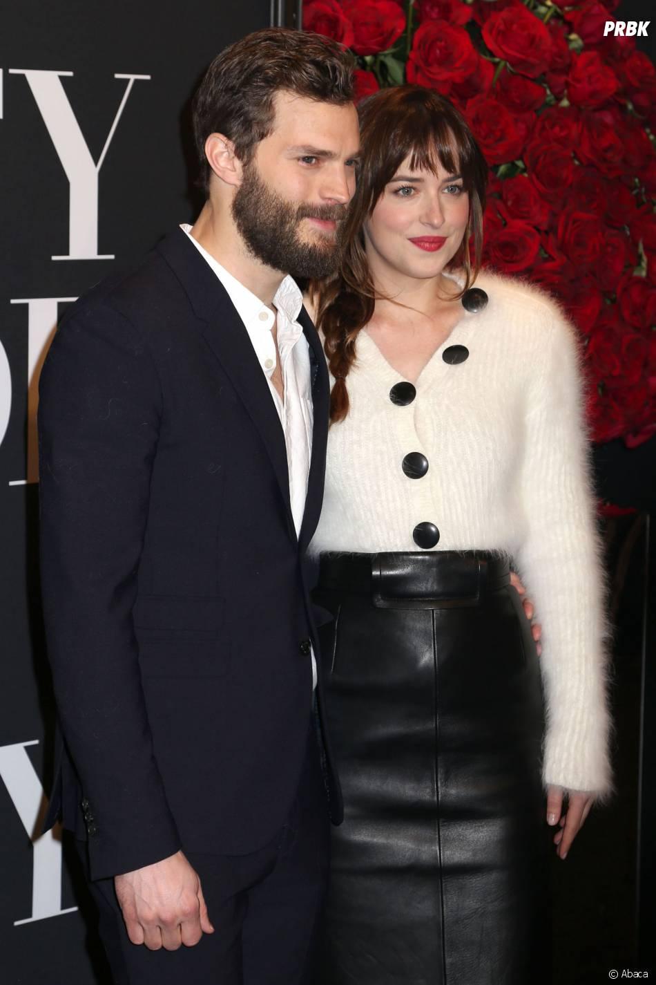 Fifty Shades of Grey : Jamie Dornan et Dakota Johnson se détestent selon les rumeurs