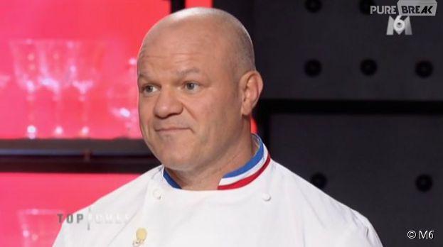 Philippe Etchebest : à la maison, c'est sa femme Dominique qui gère la cuisine
