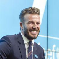 David Beckham généreux et canon pour son nouveau projet caritatif avec l'UNICEF