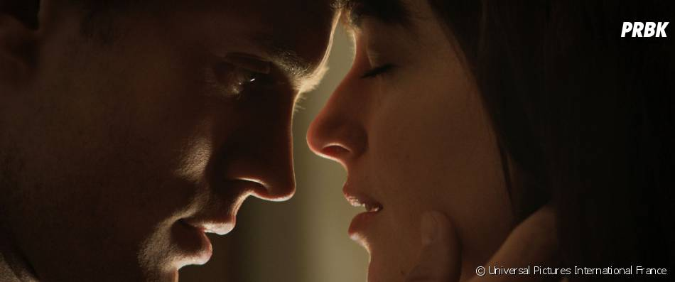 Fifty Shades of Grey : Christian et Anastasia sur une photo
