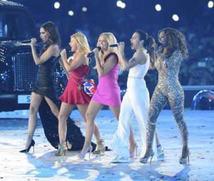 Les Spice Girls reformées en 2012 pour la cérémonie de clôture des Jeux Olympiques à Londres