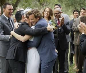 Mentalist saison 7 : Lisbon et Jane se marient dans le final