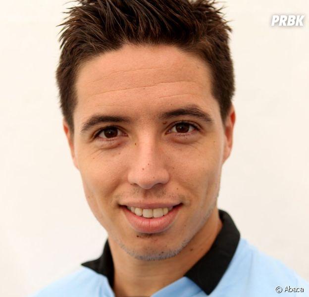 Samir Nasri en interview dans Sport Confidentiel sur L'Equipe 21 le 12 février 2015